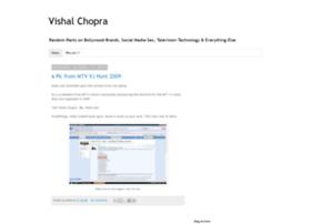 vishal-chopra.blogspot.in