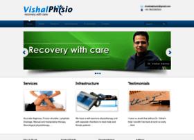 vishalphysio.com