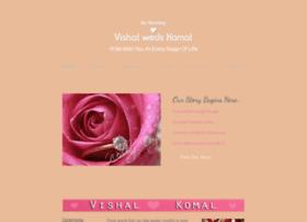 vishalwedskomal.weebly.com