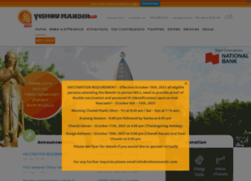 vishnumandir.com