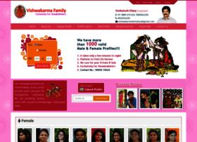 vishwakarmafamily.com