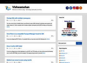 vishwamohan.net