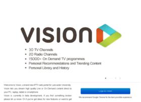vision.lancs.ac.uk