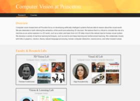 vision.princeton.edu