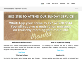 visionchurch.co.za