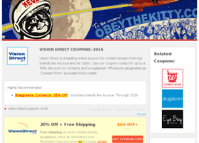 visioncoupons.net