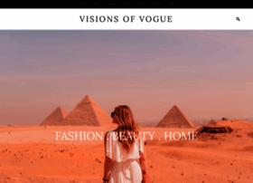 visionsofvogue.com