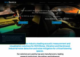 visisonics.com