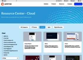 Visit.cloudability.com
