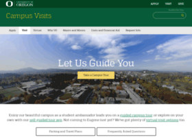 visit.uoregon.edu
