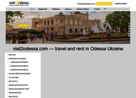 visit2odessa.com
