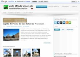 visitameridavenezuela.com
