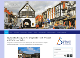 visitbridgnorth.co.uk