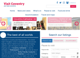 visitcoventryandwarwickshire.co.uk