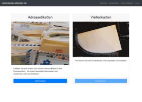 visitenkarten-etiketten.de