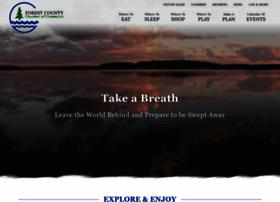 visitforestcounty.com