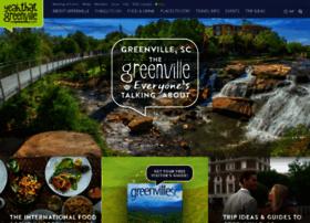 visitgreenvillesc.com