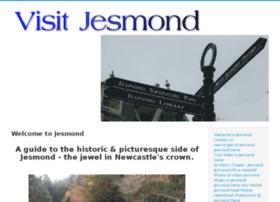 visitjesmond.co.uk