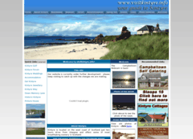 Visitkintyre.info