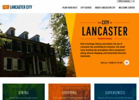 visitlancastercity.com