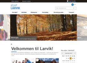 visitlarvik.no