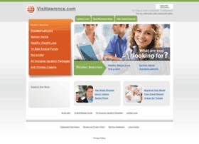 visitlawrence.com