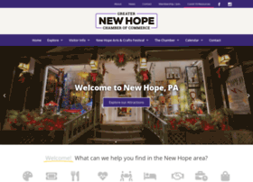 visitnewhope.com