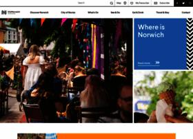 visitnorwich.co.uk
