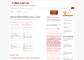 Visitor-insurance.org