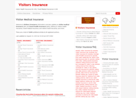 visitor-insurance.org