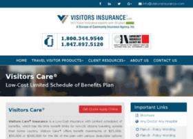 visitorcareinsurance.com