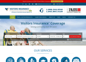 visitorinsurance.com
