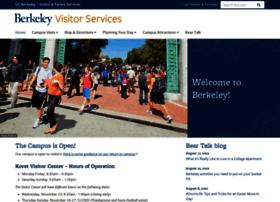 visitors.berkeley.edu