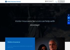 Visitorshealthinsurance.com