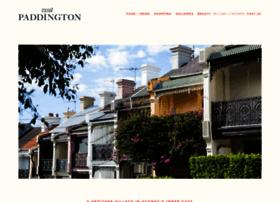 visitpaddington.com.au