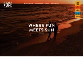 visitpanamacitybeach.com