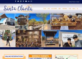 visitsantaclarita.com