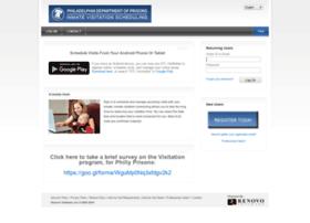 visitsphillyprisons.org