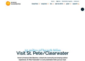 visitstpeteclearwater.com