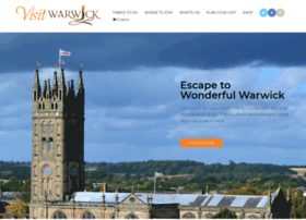 visitwarwick.co.uk