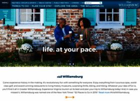 visitwilliamsburg.com