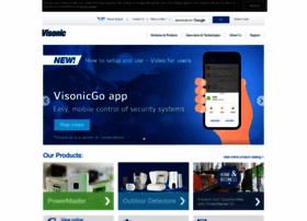 visonic.com