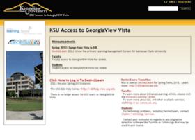 vista.kennesaw.edu