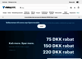 vistaprint.dk