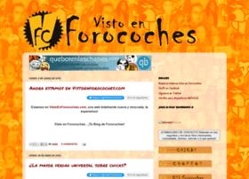 vistoenforocoches.blogspot.com