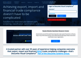 visualcompliance.com