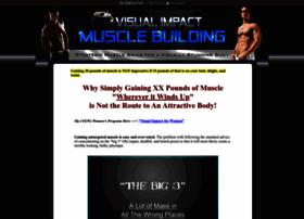 visualimpactmusclebuilding.com