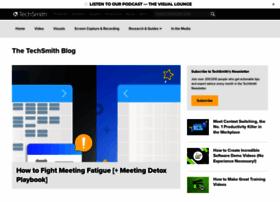 visuallounge.techsmith.com