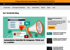 visuallounge.techsmith.de