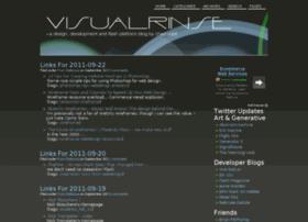 visualrinse.com